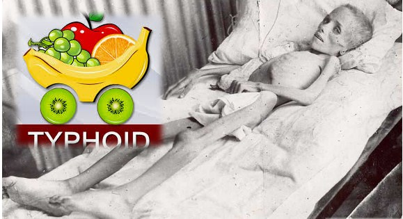 Typhoid Medication Or Typhoid Oral Vaccine