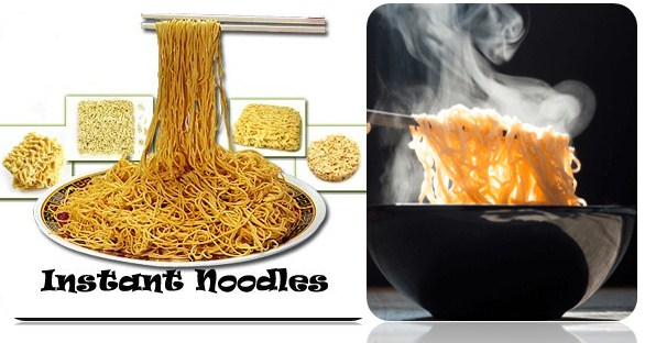 Photo of Damage Of Instant Noodles