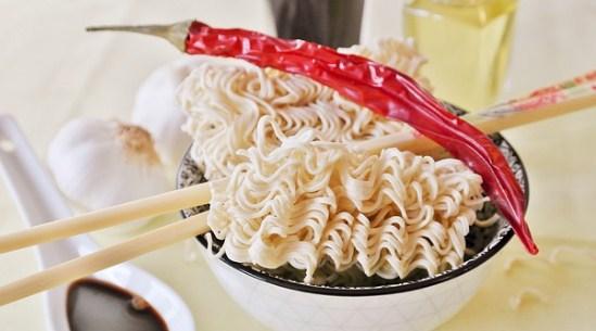 Damage Of Instant Noodles