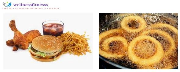 Danger Of Oily Food