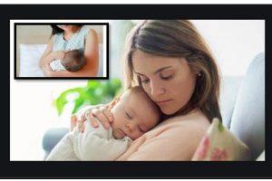 Benefits Of Breastfeeding Baby