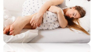 Photo of 5 Tips For Sleeping Well During Menstruation