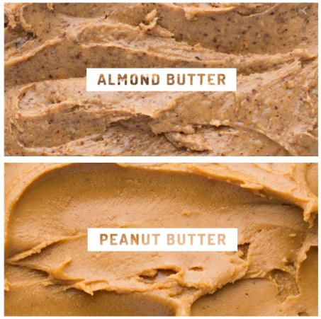 The Benefits Of Peanut Butter And Almonds