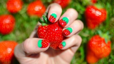 Photo of Foods That Are Food For Nails