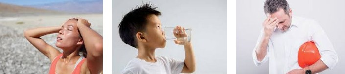 Dehydration During Exercise